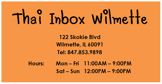 address in wilmette location